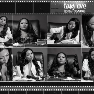 artist Honey Cocaine is back with her latest project, Thug Love ...