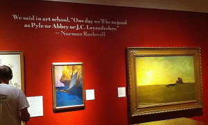 Road Trip: Norman Rockwell Museum in Stockbridge and the Boston Public ...
