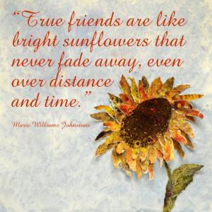 Sunflower Friends