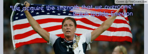 Abby Wambach Profile Facebook Covers