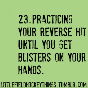 Field Hockey Quotes Credited