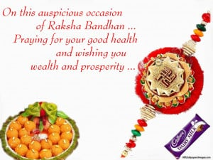 ... Praying For Your Good Health And Wishing You Wealth And Prosperity