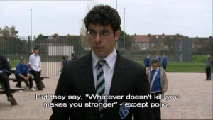 Exam Period As Told By The Inbetweeners