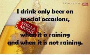 stella artois funny beer quotes