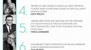 10 Great Leadership Quotes Can Make You A Great Leader