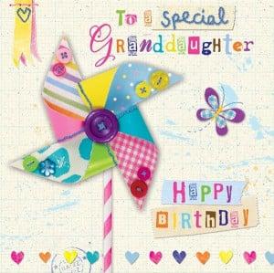 Special Granddaughter