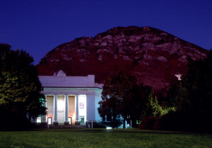 The Maeser Building, BYU Campus