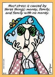 maxine has an attitude and maxine makes me laugh maybe the humor is ...