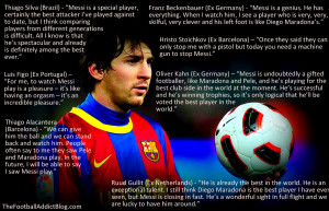 Soccer Wallpaper Messi Quotes Soccer quotes messi 2014
