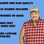 View bigger - Larry The Cable Guy Soundboard for Android screenshot