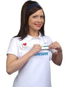 Amazon.com: Progressive Insurance Flo Hallowe