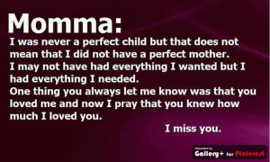 momma quotes