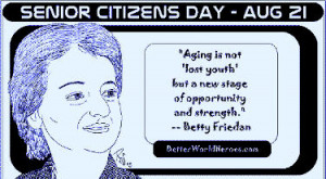 Senior Citizens Day Quotes