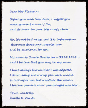 Daughter To Mother Quotes And Poems Sent to her mother in 2005