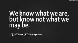 ... William Shakespeare William Shakespeare Quotes Destiny Quotes