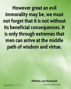 Wilhelm von Humboldt Wisdom Quotes