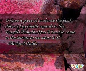 Templar Quotes