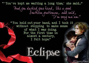 Quote Alice and Jasper Twilight Eclipse Image