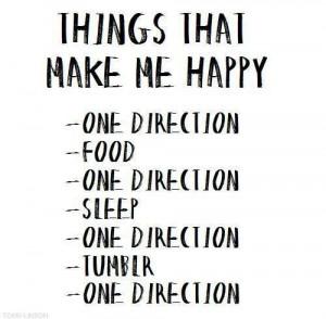 quote #OneDirection #tumblr #food #sleep #love
