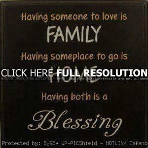 Facebook Family Quotes and Sayings