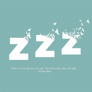 File Name : hannah_lloyd_sleep_zz_bird_quote_print.jpg Resolution ...