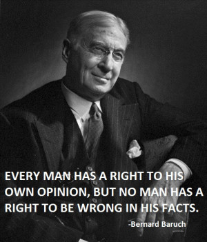 Quote About Old Age Bernard Baruch