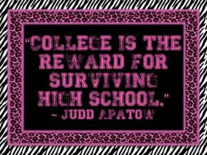 Surviving high school