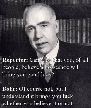 21. Niels Bohr Vs. A Reporter