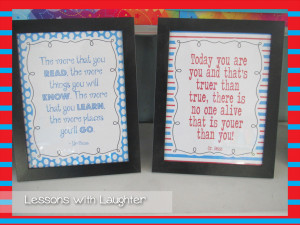 Cute Math Quotes We made the cutest truffula