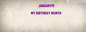 january!!! my birthday month , Pictures