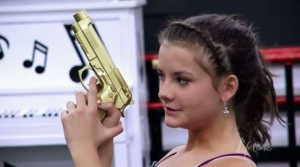 Dance Moms' Under Fire for Gun-Toting Routine