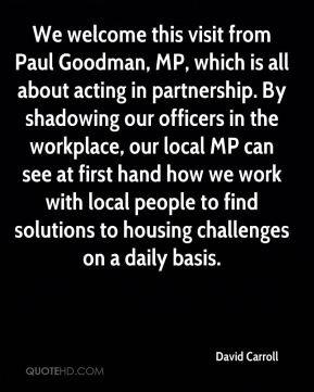 Goodman Quotes