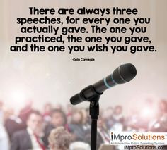 publicspeaking #quotes More