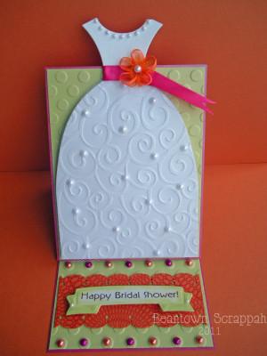Card: Happy Bridal Shower!