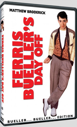 Ferris Bueller's Day Off (US - DVD R1)