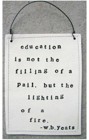 Education quote!