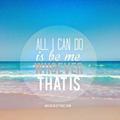 beach coastal ocean inspiration, I love an inspirational quote! Happy ...