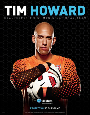 Tim Howard - US Soccer