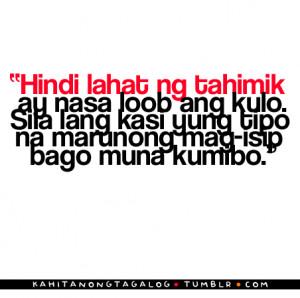 Quotes Para Sa Kaaway
