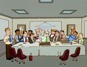 business meeting clip art