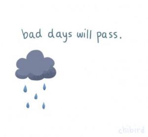 Los días malos
