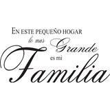 Spanish Wall Saying Quotes - Vida Madre Teresa Wall Quote-home & Art ...