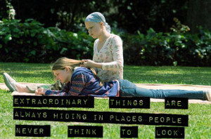 ... that are strong enough to kill you – My Sister's Keeper Review
