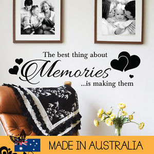 ... -Things-About-Memories-Wall-Sticker-Family-Home-Quotes-Inspirational