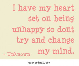 Unknown Love Quotes About