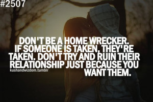... url http www quotes99 com dont be a home wrecker img http www quotes99