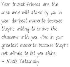 Best Friend Quotes And Sayings | Best friends are those we will stand ...