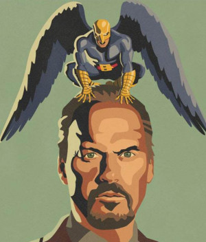 Michael Keaton Birdman Movie