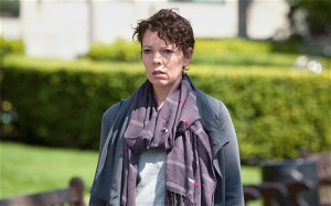 Olivia Colman: the star of Broadchurch on her new BBC drama