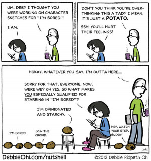What I've learned about making webcomics: